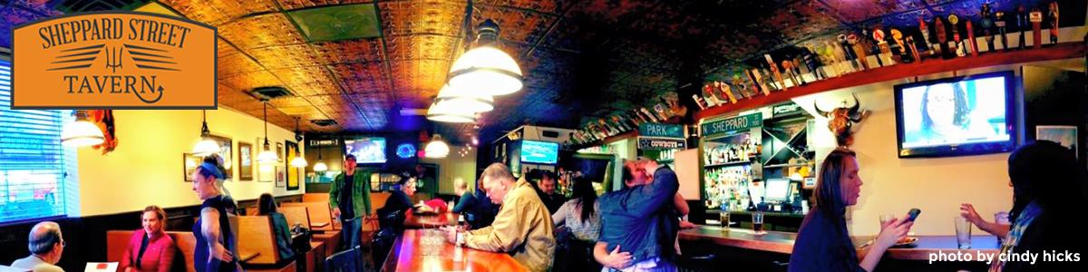 Sheppard Street Tavern Richmond Va Museum District Restaurant Open for Business